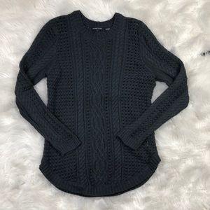 NWOT - Jeanne Pierre grey sweater - size L